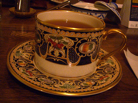 三軒茶屋 「café therapy ディーチャイ.」_a0039199_21373638.jpg