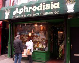 老舗のハーブ屋さん Aphrodisia Herb Shoppe_b0007805_1231198.jpg