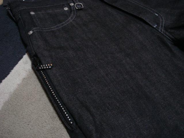 Levi\'s Fenom 207 disco VI Black Denim-Rigid_f0010106_2326351.jpg