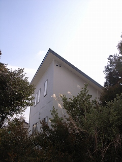 「3.5間角の家」 内装工事_f0059988_11193167.jpg