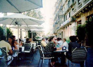 バルセロナの町_a0079995_20453245.jpg
