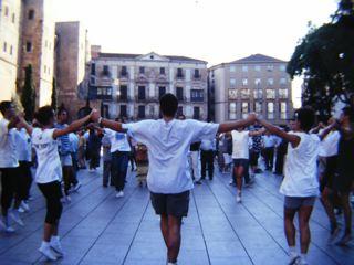 バルセロナの町_a0079995_20481264.jpg
