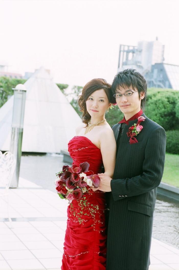 ラマージュ様の装花 花嫁様からのメール ローズボール3_a0042928_0545843.jpg