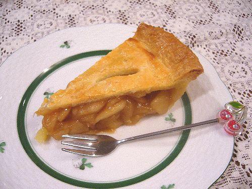 ミニマリアのアップルパイ..。.゚。*・。♡ _a0053662_113392.jpg