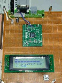 MIDI2CV2 board