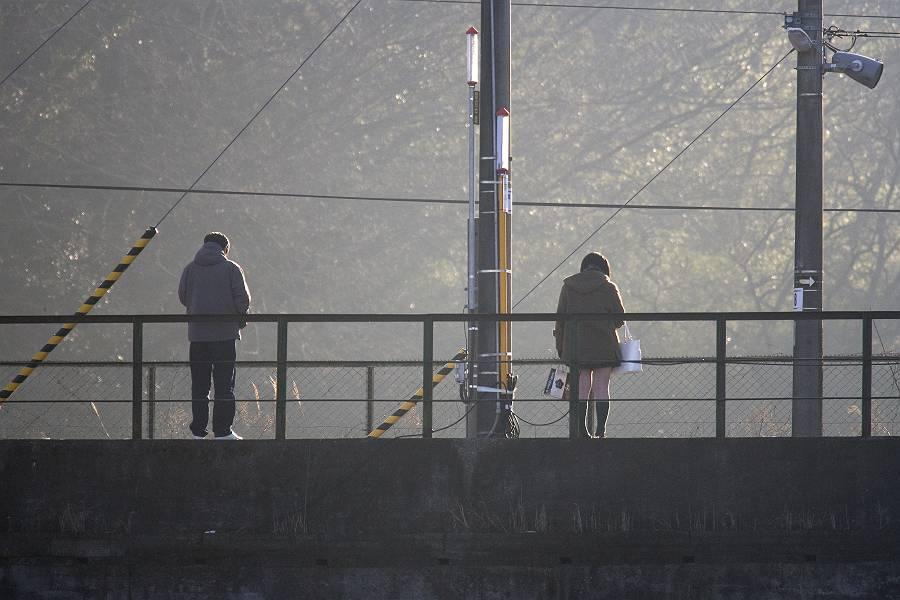 無人駅の朝-Ⅱ_b0074098_1842368.jpg