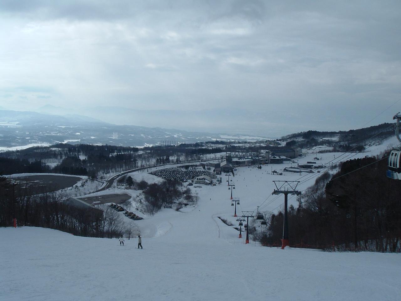 初滑りINアルツ_f0032130_183439100.jpg