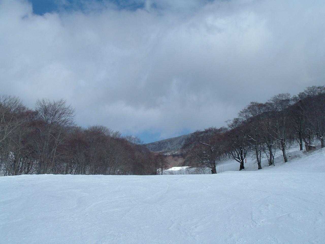 初滑りINアルツ_f0032130_1839738.jpg