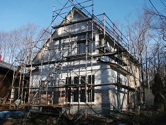 建て方3・下地造作・配線_d0059949_1885072.jpg