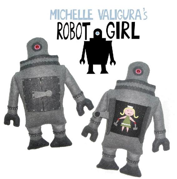 ROBOT GIRLっていうヌイグルミ。_a0077842_22364326.jpg
