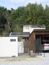 アイアンクラフト工事/浜松 T邸ガーデニング工事_c0089242_12323251.jpg