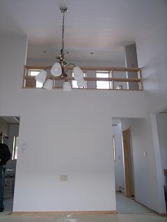「3.5間角の家」 照明器具付_f0059988_1740212.jpg