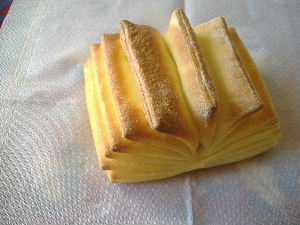 アラン・デュカスのパン be_f0082141_845646.jpg