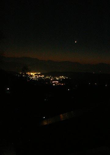 宵の明星、夜半の月_d0102327_11524317.jpg