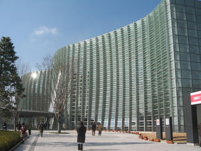 28)①東京、巡り記 「国立新美術館 四つのこけらおとし展」_f0126829_18323760.jpg