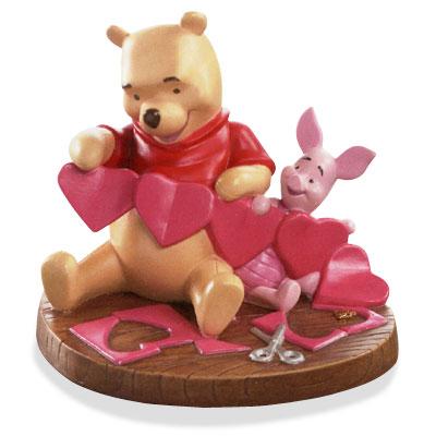 ディズニーギャラリーにもバレンタイン!?_e0102836_12474255.jpg