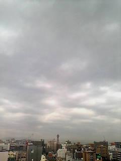 …曇り空…_e0051174_925285.jpg