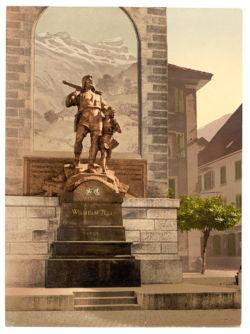領導瑞士人反抗外來政權的獨立英雄-威廉泰爾_e0040579_6101653.jpg