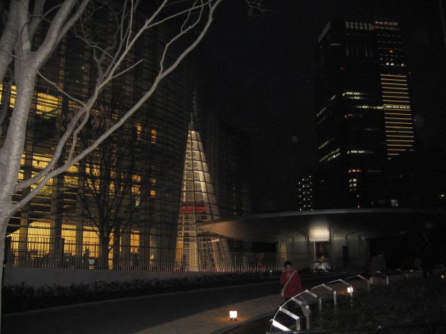 29)②東京、巡り記 「国立新美術館 四つのこけらおとし展」_f0126829_1017496.jpg