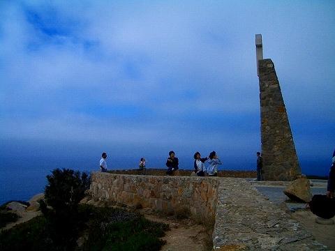 ポルトガル紀行:5日目(8/25) ヨーロッパ大陸最西端「ロカ岬」_a0039199_19405860.jpg
