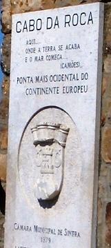 ポルトガル紀行:5日目(8/25) ヨーロッパ大陸最西端「ロカ岬」_a0039199_19422862.jpg