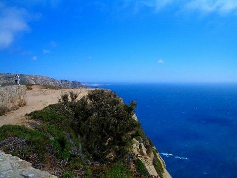 ポルトガル紀行:5日目(8/25) ヨーロッパ大陸最西端「ロカ岬」_a0039199_1942464.jpg