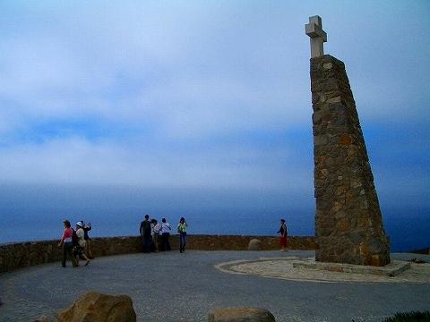 ポルトガル紀行:5日目(8/25) ヨーロッパ大陸最西端「ロカ岬」_a0039199_1944733.jpg