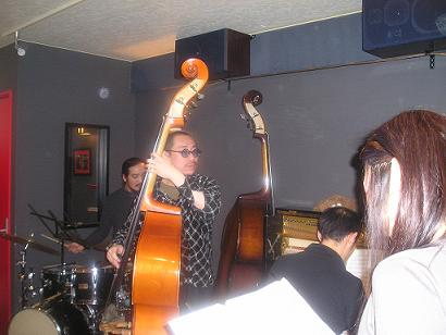 1月28日(日)Sunday Jam Session_f0066211_13205745.jpg
