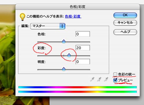 食べ物写真の補正方法・3・彩度を上げる_a0003650_15433964.jpg
