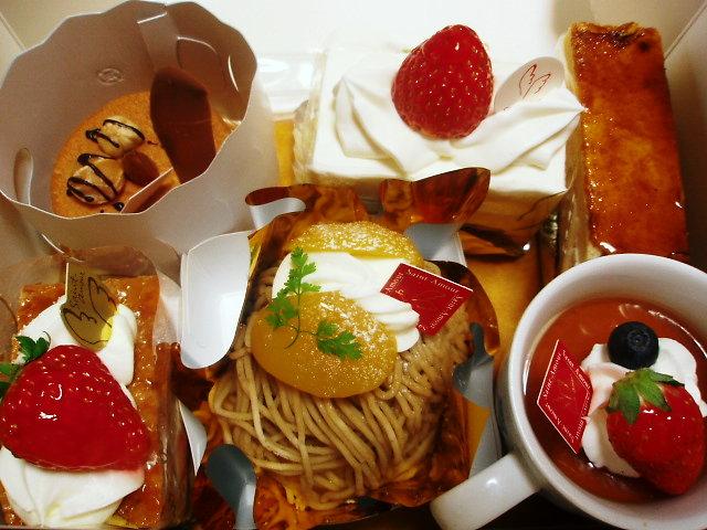 お菓子の家 サンタムール_d0080653_19565622.jpg