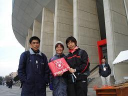 2007大阪国際女子マラソン~応援ダッシュ初体験_b0050787_11154575.jpg