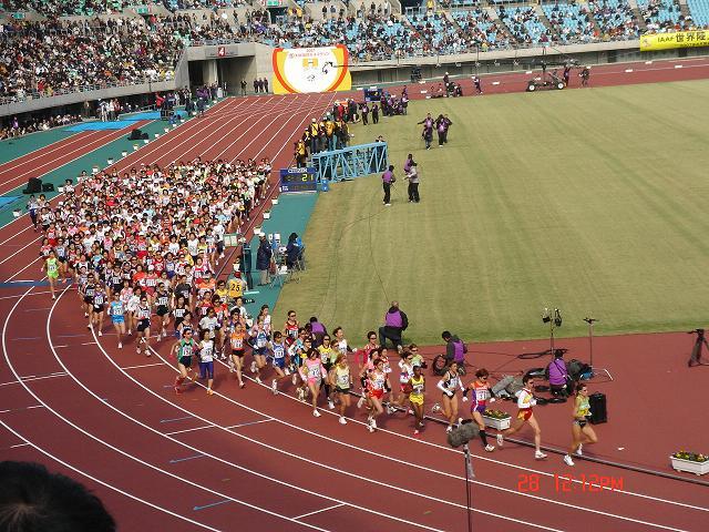 2007大阪国際女子マラソン~今日も元気をもらいました_b0050787_9524970.jpg