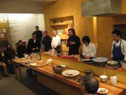 『作り手と食事会』手の間にて。_f0018099_22541924.jpg