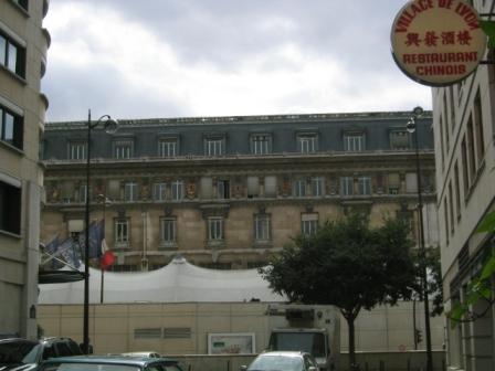パリ旅日記3 パリに到着 祝貫通_f0059796_1651371.jpg