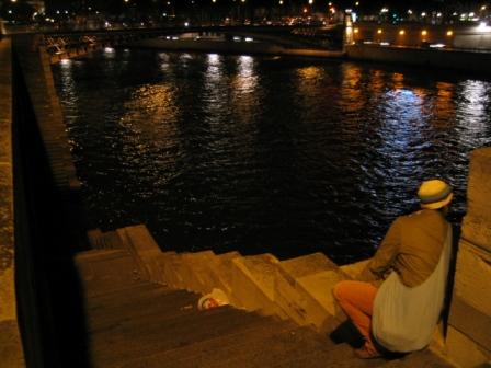 パリ旅日記3 パリに到着 祝貫通_f0059796_1652195.jpg