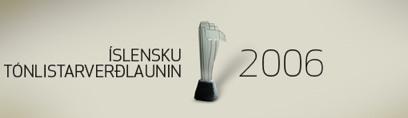 2006年度アイスランド音楽賞受賞者決定!_c0003620_15583475.jpg