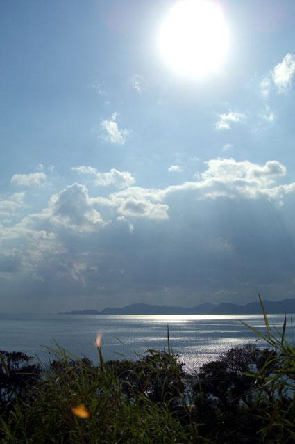 ♪~光る海!光る大空!・・・_e0104695_21115098.jpg