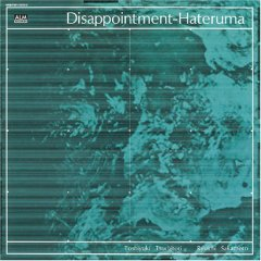 土取利行 + 坂本龍一 / Disappointment Hateruma_d0102724_743496.jpg