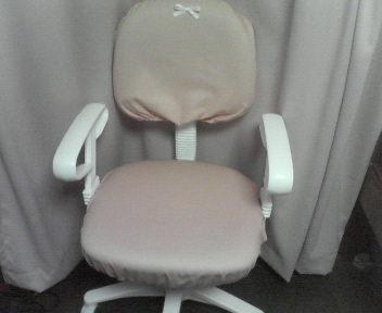 椅子完成~_e0114246_19115152.jpg