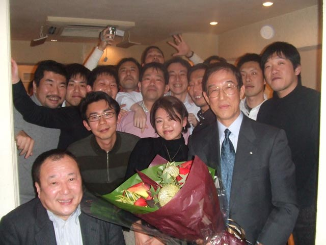 北新地 遊山 懇親会_b0054727_115754.jpg
