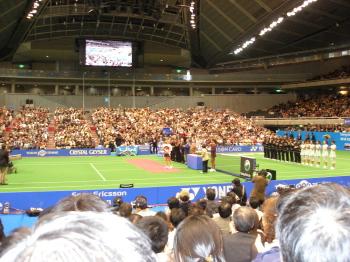 東レPPO Tennis_a0074540_23452538.jpg