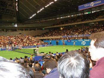 東レPPO Tennis_a0074540_2345689.jpg