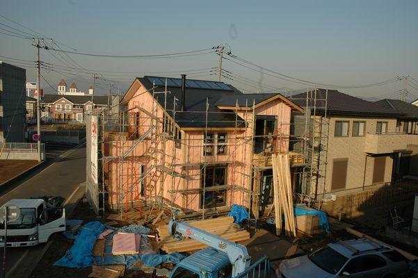 モデルハウス「Liv」_a0059217_17465097.jpg