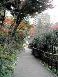 フォーシーズンズ椿山荘東京/\'06 December(2)_b0035734_12111270.jpg