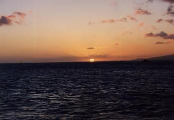 ハワイの風景 (2) 真珠湾サンセットクルーズ_c0011649_62334.jpg