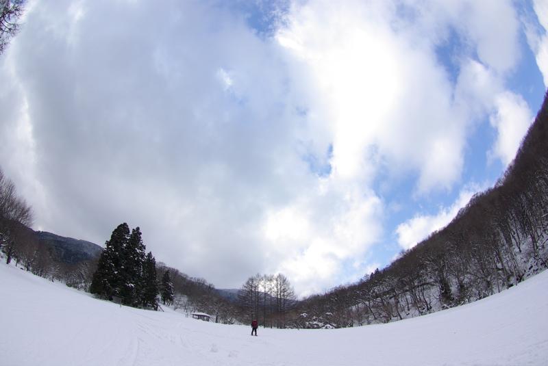 2月3日 比婆山(広島県民の森)スノーシューハイクその3_a0009554_1853531.jpg