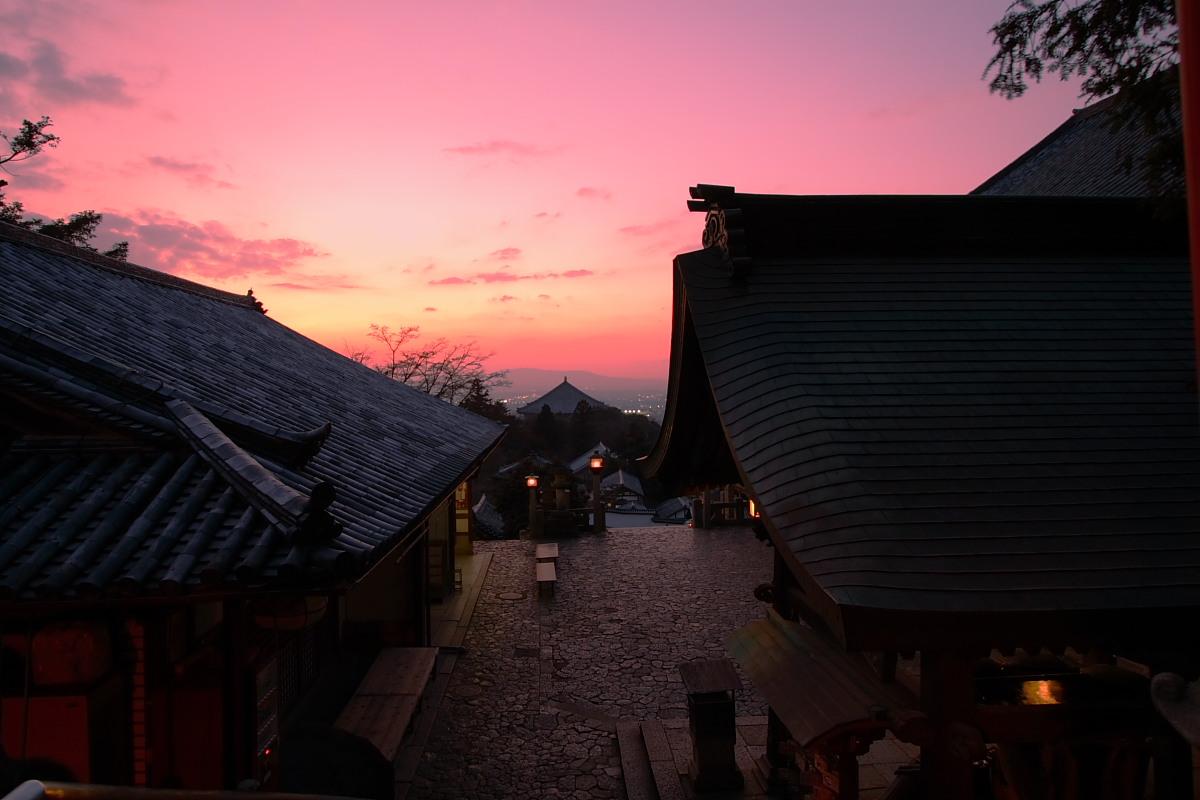 古寺を巡る 奈良 <東大寺> 4_f0021869_23573100.jpg