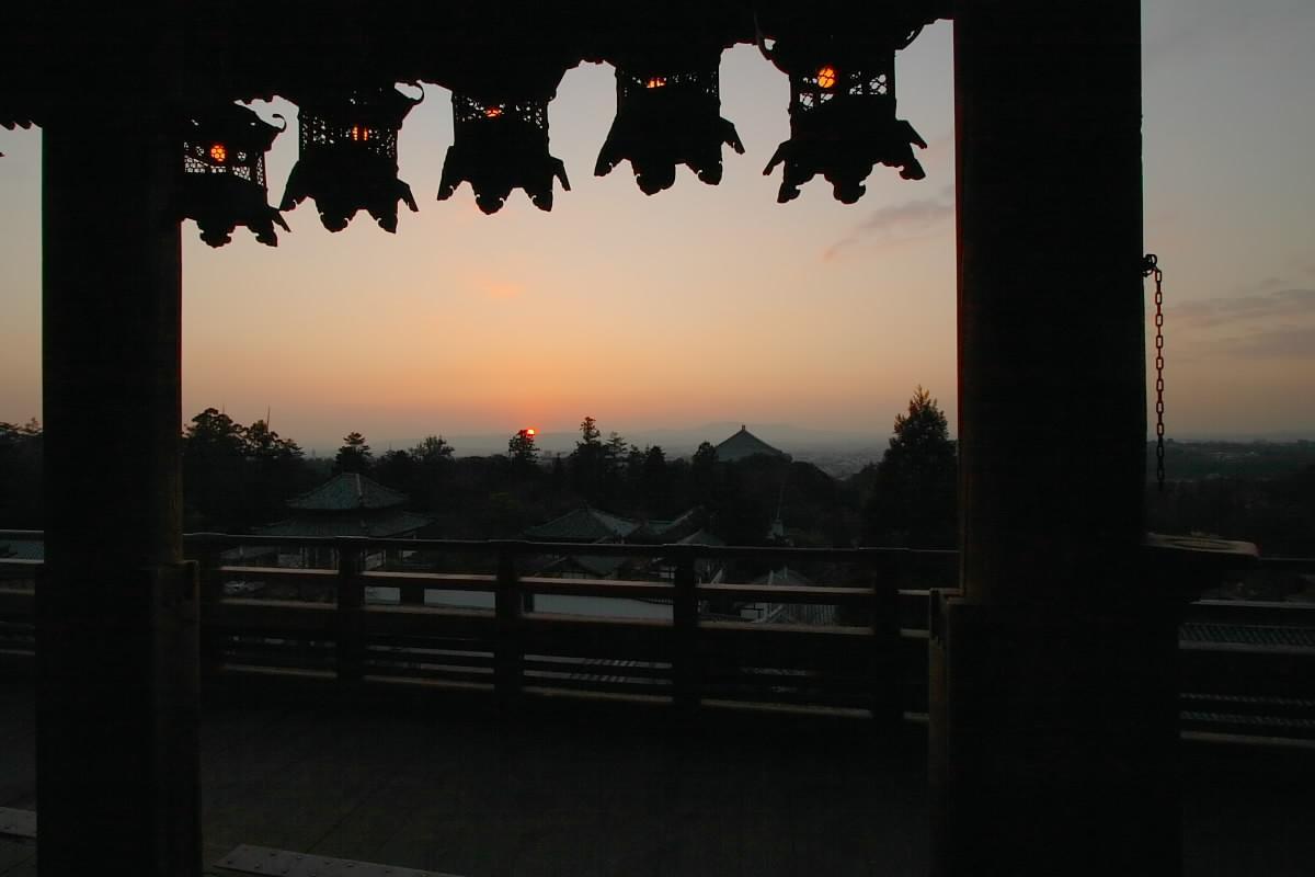 古寺を巡る 奈良 <東大寺> 3_f0021869_9551349.jpg