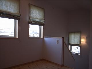 「3.5間角の家」 (12.3坪の家)の完成を間近にして_f0059988_17262062.jpg