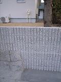 「3.5間角の家」 外構工事_f0059988_182625100.jpg